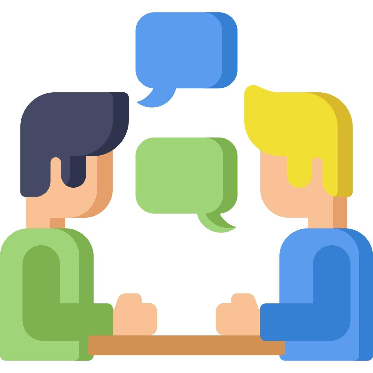 Reunión y escucha